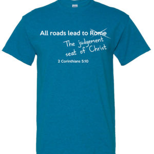 All Roads T- Shirt